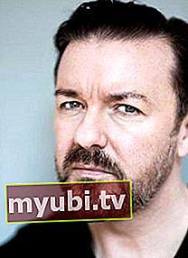Ricky Gervais: Biografija, visina, težina, mjere