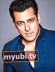 Salman Khan: Biografija, visina, težina, mjere
