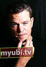 Matt Damon: Biografija, visina, težina, mjerenja