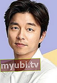 Gong Yoo: bio, visina, težina, dob, mjere