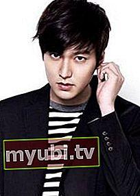 Lee Min-ho: biografija, visina, težina, dob, mjere