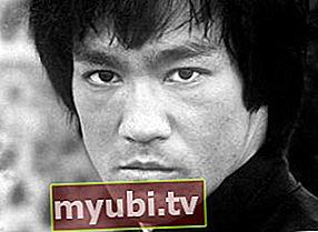 Bruce Lee: Biografija, visina, težina, mjerenja