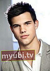 Taylor Lautner: Bio, visina, težina, mjerenja