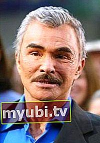 Burt Reynolds: Bio, visina, težina, mjerenja