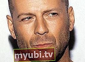 Bruce Willis: Biografija, visina, težina, mjere