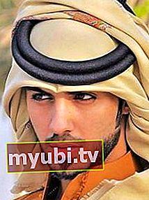 Omar Borkan Al Gala: Biografija, visina, težina, dob, mjere