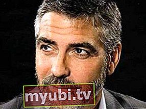 George Clooney: Biografija, visina, težina, mjere