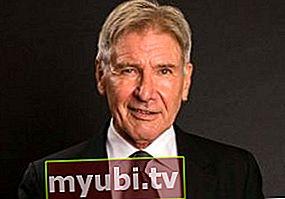 Harrison Ford: Bio, visina, težina, mjere