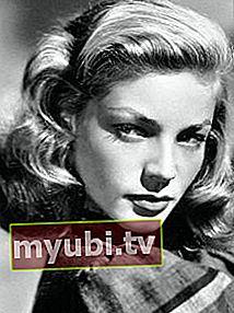 Lauren Bacall: Biografie, fapte, înălțime, greutate, măsurători