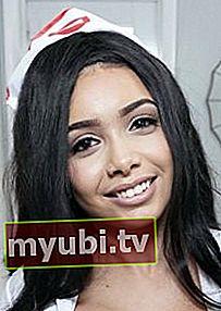 Aaliyah Hadid: Biografija, visina, težina, dob, mjere
