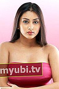 Namitha: Bio, visina, težina, mjerenja