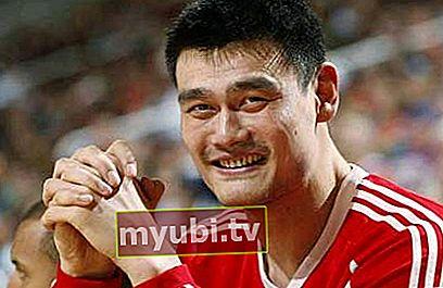 יאו מינג: ביו, גובה, משקל, גיל, מידות