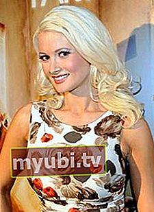 Holly Madison: Bio, Înălțime, Greutate, Vârstă, Măsurători