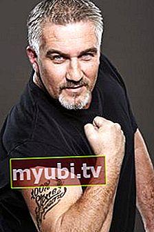 Paul Hollywood: Bio, Înălțime, Greutate, Vârstă, Măsurători