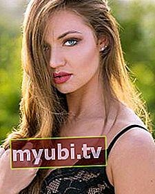 Erika Costell: Bio, højde, vægt, alder, målinger