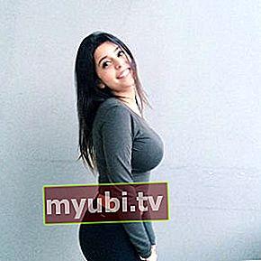 Coral Sharon: Bio, højde, vægt, alder, målinger