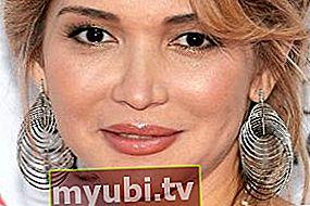 Gulnara Karimova: Biografie, fapte, familie, înălțime, greutate