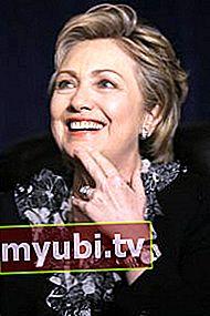 Hillary Clinton: biografía, altura, peso, medidas