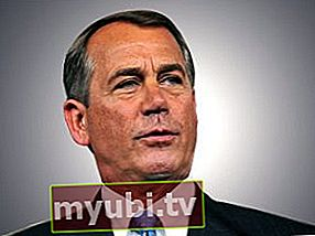 John Boehner: biografía, hechos, edad, altura, peso