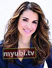 Reina Rania de Jordania: bio, altura, peso, medidas