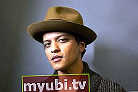 Bruno Mars: Bio, højde, vægt, målinger