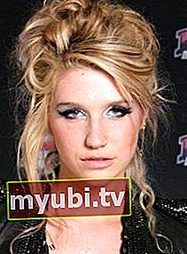 Kesha: Bio, højde, vægt, målinger