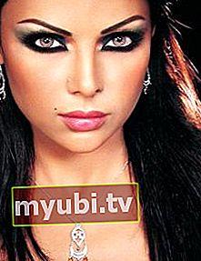 Haifa Wehbe: bio, altura, peso, edad, medidas