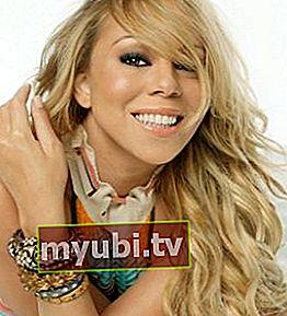 Mariah Carey: Bio, højde, vægt, alder, målinger