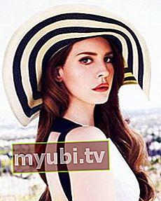 Lana Del Rey: Bio, højde, vægt, målinger