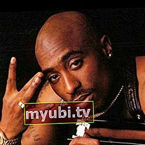 Tupac Shakur: Bio, højde, vægt, målinger