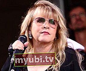 Stevie Nicks: Bio, fakta, anliggender, kropsstatistik