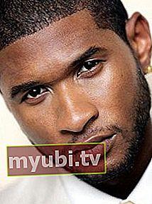 Usher: Bio, højde, vægt, målinger