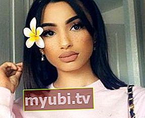 Waliyha Malik: Bio, Înălțime, Greutate, Vârstă, Măsurători