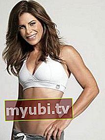 Jillian Michaels: Bio, højde, vægt, målinger