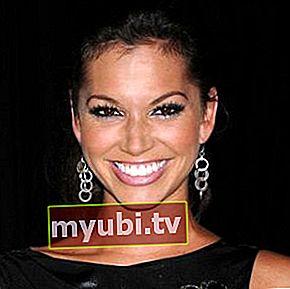 Melissa Rycroft: Bio, højde, vægt, målinger