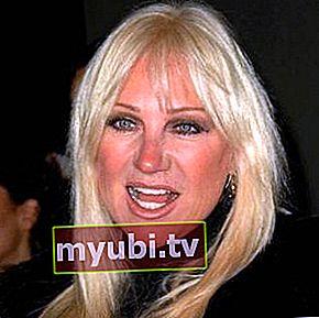 Linda Hogan (TV_personlighed): Bio, højde, vægt, målinger
